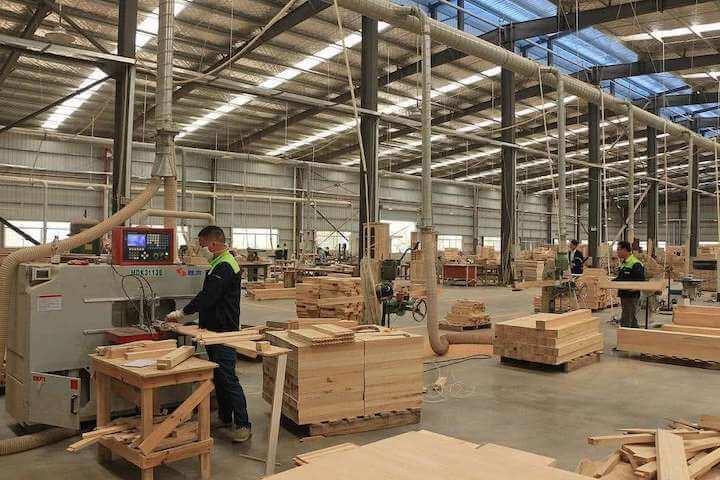 Foshan furniture manufacturing
