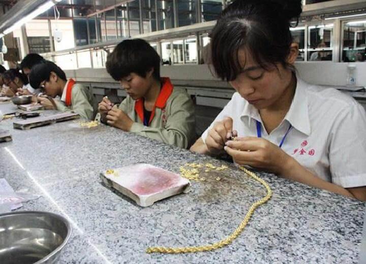 Jieyang Jade manufacturing