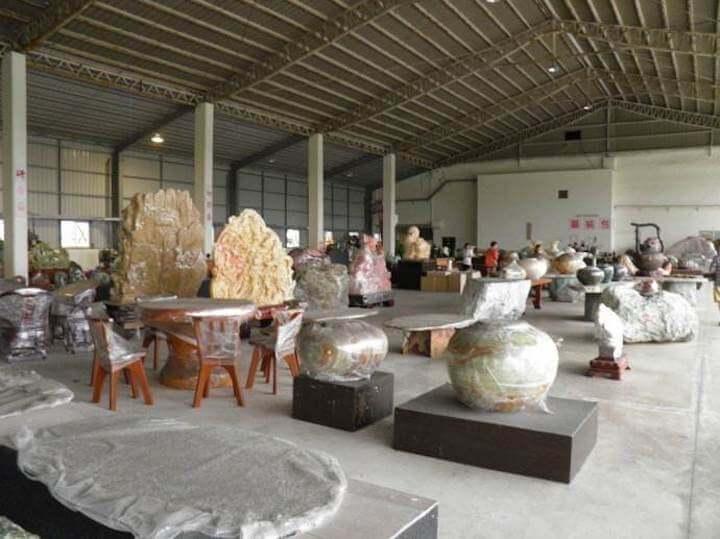 Lianyungang Donghai-Crystal raw materials