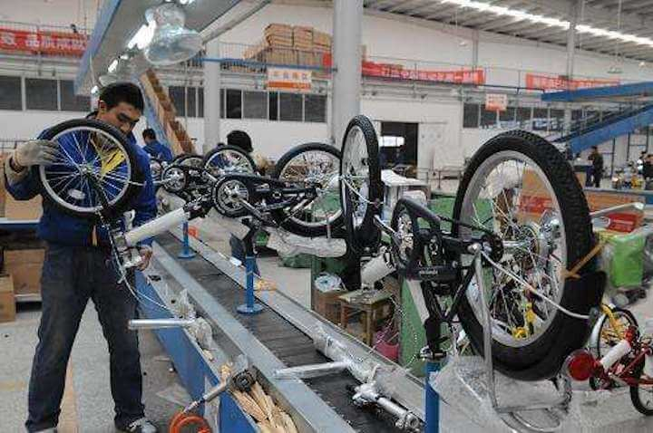 Tianjin-Bicycles