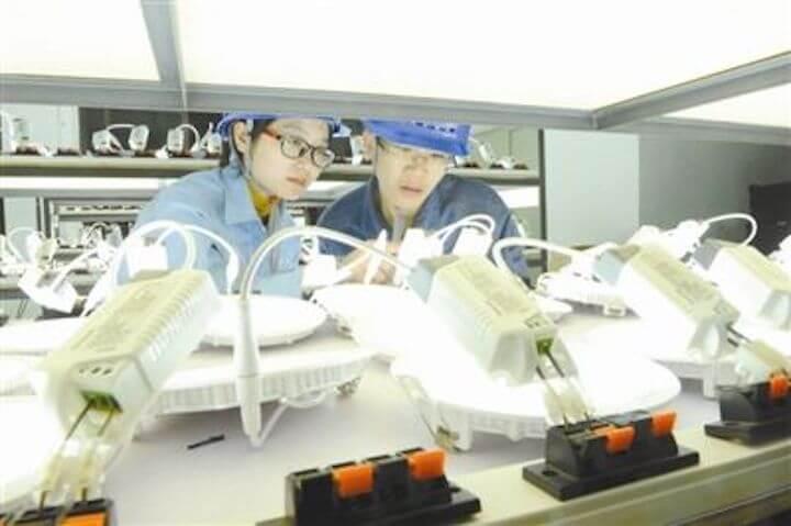 Zhongshan lighting manufacturing