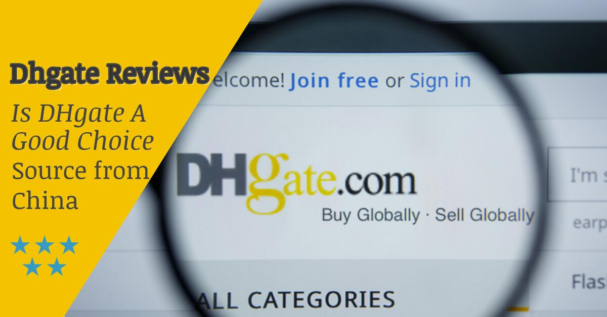 dhgate reviews