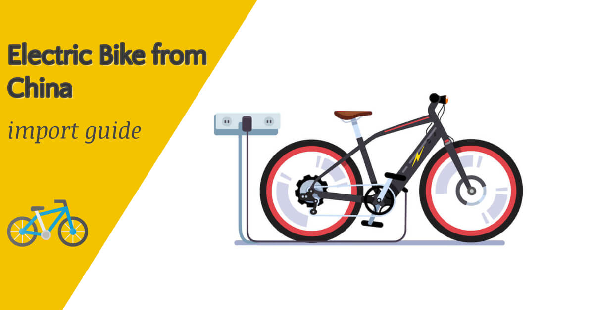 Electric Bike from China